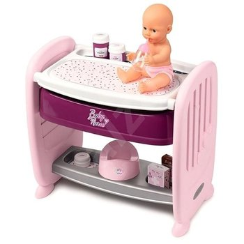Baby Nurse - 2-in-1 Verzorgingstafel/Bed