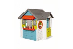 Smoby Chef House (speelhuisje met keuken en  winkel)