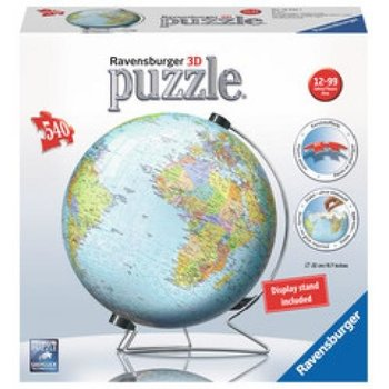 Ravensburger 3D Puzzel (540stuks) - De aarde