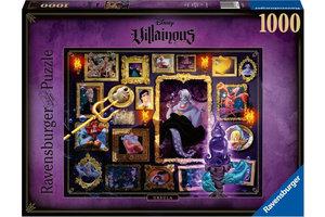 Ravensburger Puzzel (1000stuks) - Disney Villainous Ursula