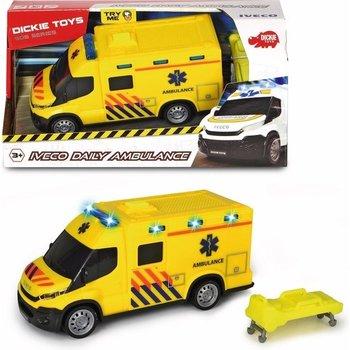 Ambulance Iveco met licht/geluid