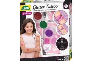 Lena Glitter Tattoo