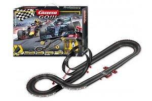 Carrera GO!!! Racebaan Racing Heroes (5,3m)