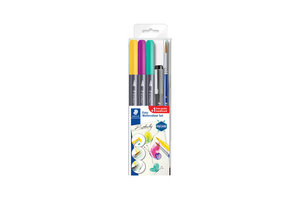 """staedtler Aquarel Set Easy Watercolour """"VOGEL"""" - 5-delig"""