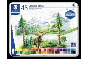 staedtler Kleurpotloden Design Journey - 48stuks