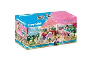 Playmobil PM Princess - Paardrijlessen 70450