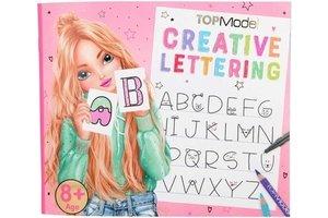 Depesche TOPModel Creative Lettering kleurboek