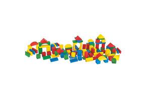 Eichhorn Houten blokken gekleurd