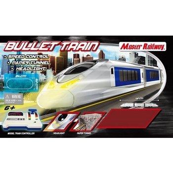Bullet Train circuit met licht/geluid
