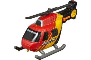 Nikko Road Rippers Rush & Rescue - Helikopter 13cm