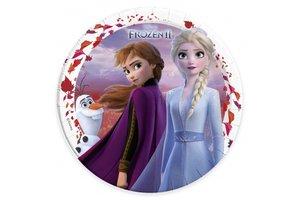 Disney Frozen 2 - Borden (kartonnen) 23cm - 8stuks