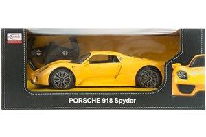 R/C Porsche 918 Spyder - zilver