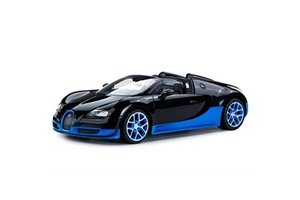 R/C Bugatti Grand Sport Vitesse - wit/zwart