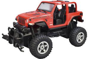 R/C Jeep Wrangler Rubicon