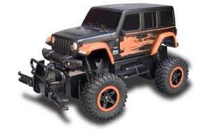 R/C Jeep Wrangler Sahara Unlimited