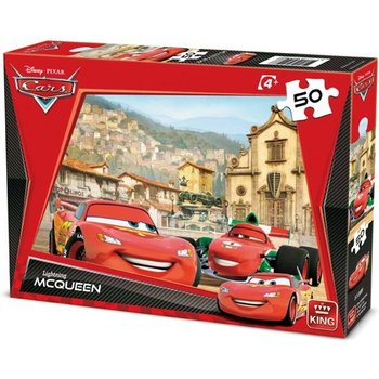 50pcs PUZZ CARS