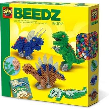 SES Creative Beedz - Strijkkralen Dinos
