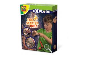 SES Creative Explore - Vuurstarter set