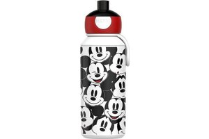 mepal Drinkfles campus pop-up 400ml - Mickey Mouse