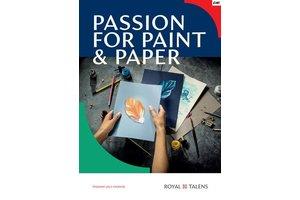 Talens Van Gogh Aquarel Papier (240x320mm) 300gr/12 vel - wit (fijne korrel)