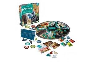 Identity Games BBC Earth - Animals (interactief familiebordspel)