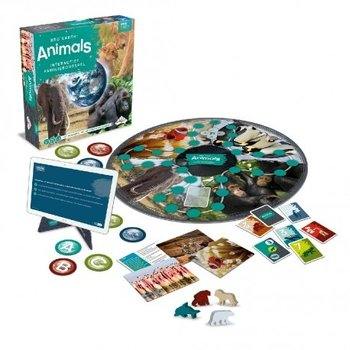 Identity Games BBC Earth - Animals (interactief familiebordspel)