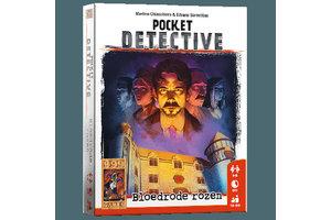 999 Games Pocket Detective - Bloedrode rozen