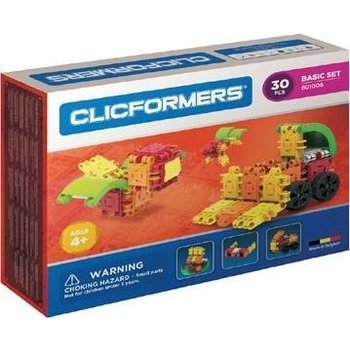 Clics Clicformers - Basic Set 30stuks