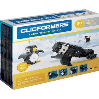 Clics Clicformers - Mini Dieren Set 4-in-1 (30stuks)