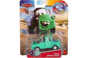 Mattel Disney Cars Color Changers - Mater