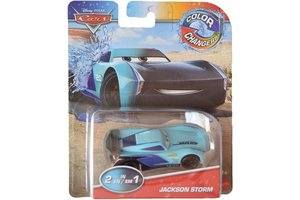Mattel Disney Cars Color Changers - Jackson Storm