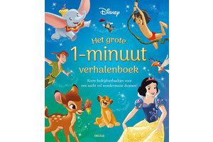 Deltas Disney - Het grote 1-minuut verhalenboek