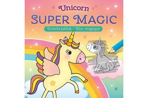 Deltas Unicorn - Super Magic Toverkrasblok