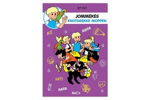 Jommeke - Jommekes knotsgekke moppenboek