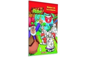Kabouter Plop - Stickerboek