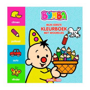 Bumba - Mijn eerste kleurboek met woordjes