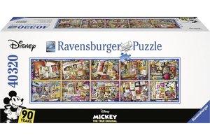 Ravensburger Puzzel (40320stuks) - Disney Mickey Mouse - Mickeys 90ste verjaardag