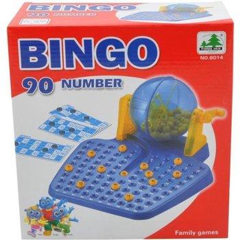 Bingo Lotto 72 kaarten en 90 nummers