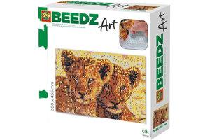 SES Creative beedz art - leeuwen