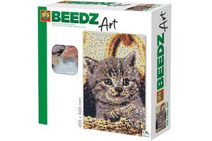 SES Creative beedz art - poes