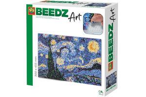 SES Creative beedz art - Van Gogh De sterrennacht