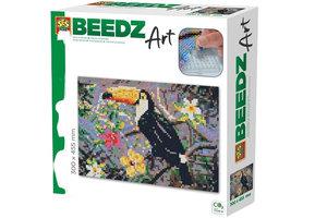 SES Creative beedz art - Toekan
