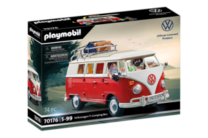 Playmobil PM Volkswagen - T1 Camping Bus 70176