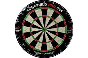 Longfield Dartbord PRO 501 Ø 46cm - Chinese sisal