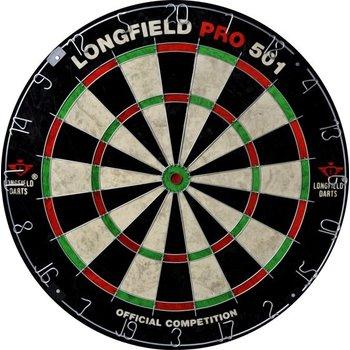 Longfield Dartbord Longfield Wedstrijd Pro 501