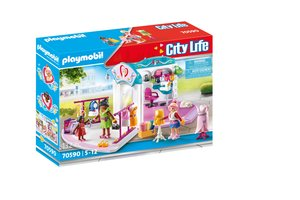 Playmobil PM City Life - Mode-ontwerpstudio 70590