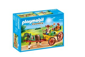 Playmobil PM Country - Paard en kar 6932