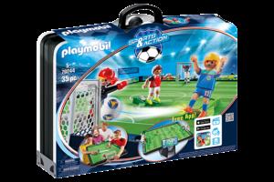 Playmobil PM Sports & Action - Meeneem voetbalstadion 70244
