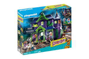 Playmobil PM SCOOBY-DOO! - Avontuur in Mystery Mansion 70361