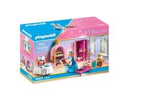 Playmobil PM Princess - Kasteelbakkerij 70451